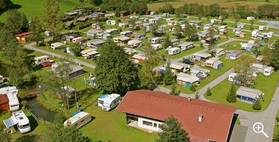 Bertahof Camping