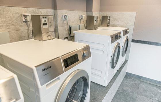 Camping Waschmaschine Waschraum