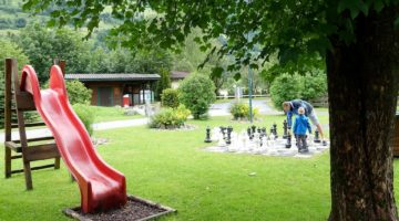 Camping Bertahof: Spielplatz für Kinder