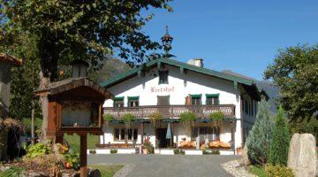 Landgasthof Restaurant Bertahof: Menükalender